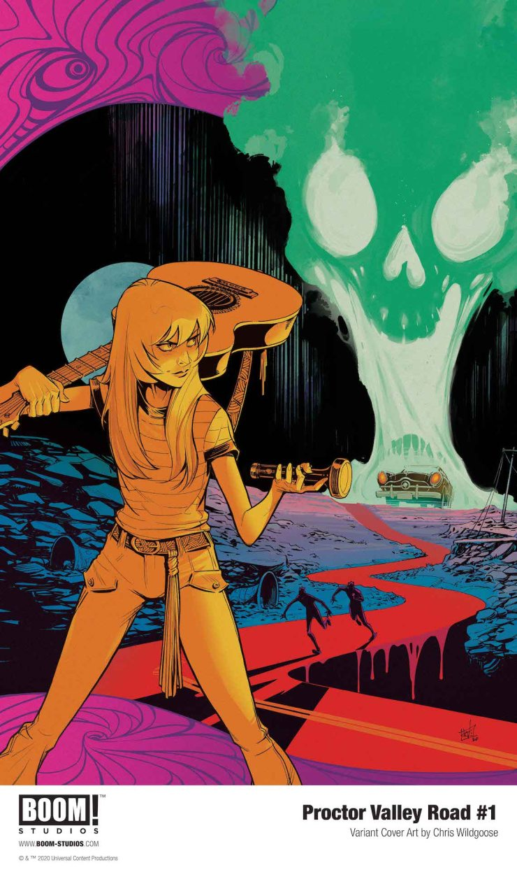 BOOM! Preview: Proctor Valley Road #1