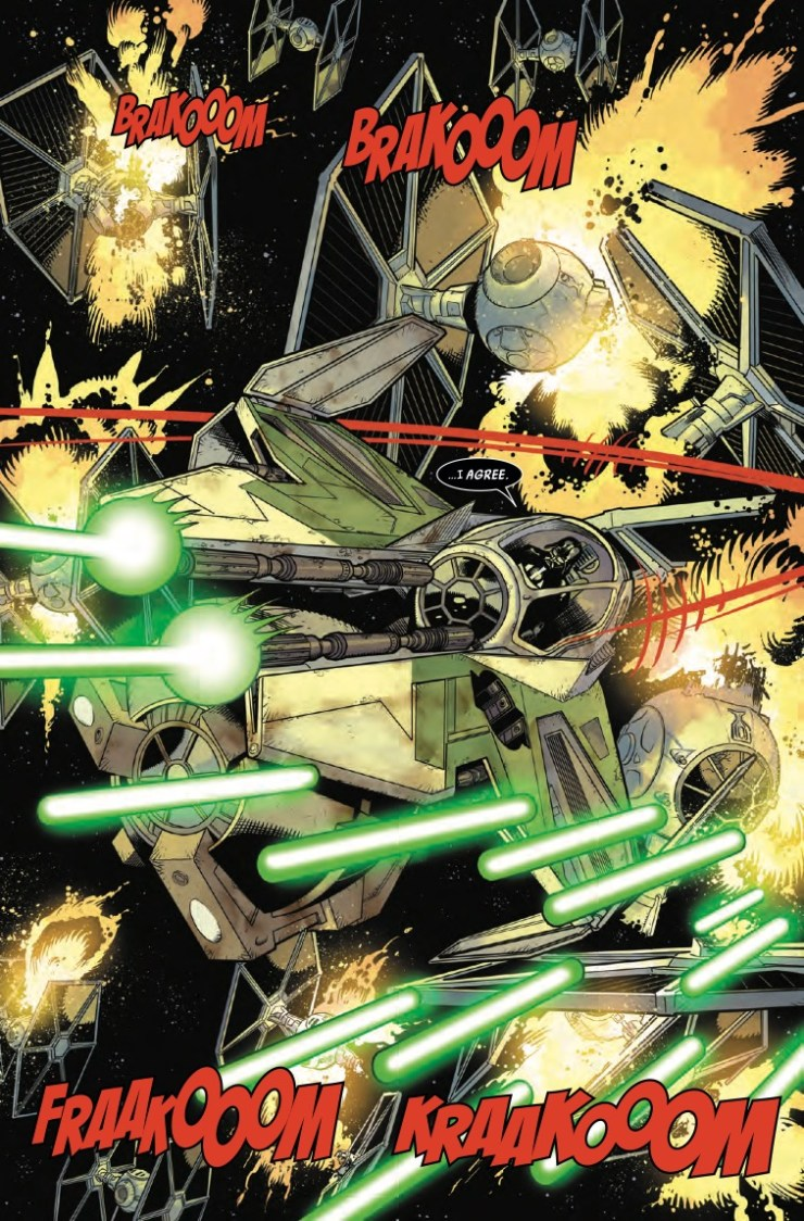 Marvel Preview: Star Wars: Darth Vader #10