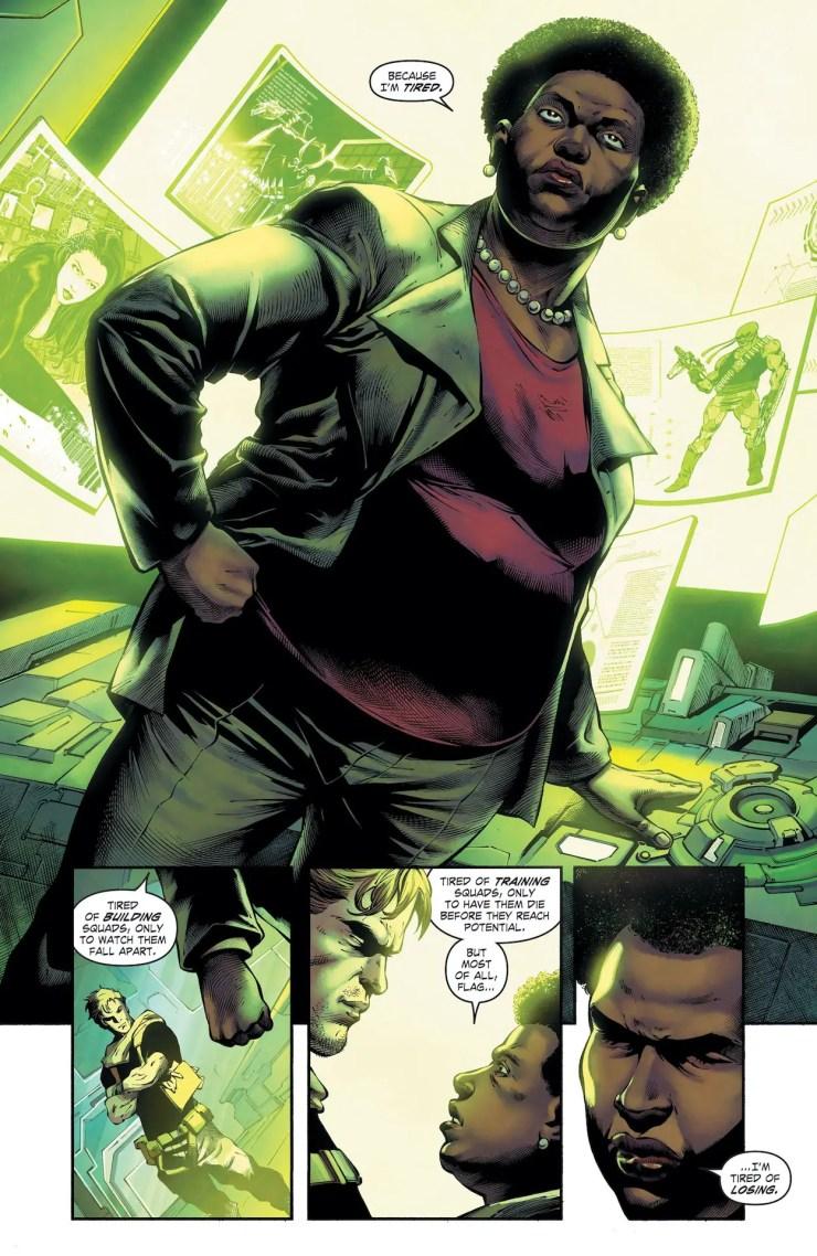 DC Preview: Suicide Squad #1