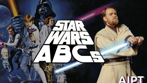 Star Wars ABCs: O is for Obi-Wan Kenobi