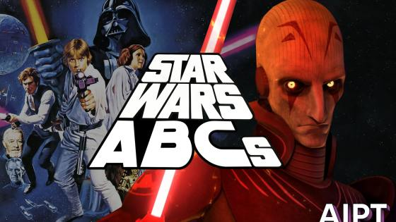 Star Wars ABCs: I is for Inquisitors