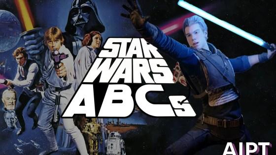 Star Wars ABCs: C is for Cal Kestis