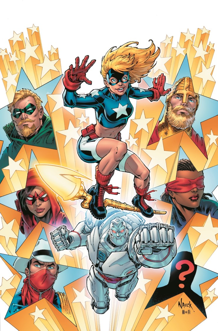 DC Comics launching 'Stargirl Spring Break Special'