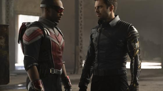 Watch new big game 'The Falcon and the Winter Soldier' trailer