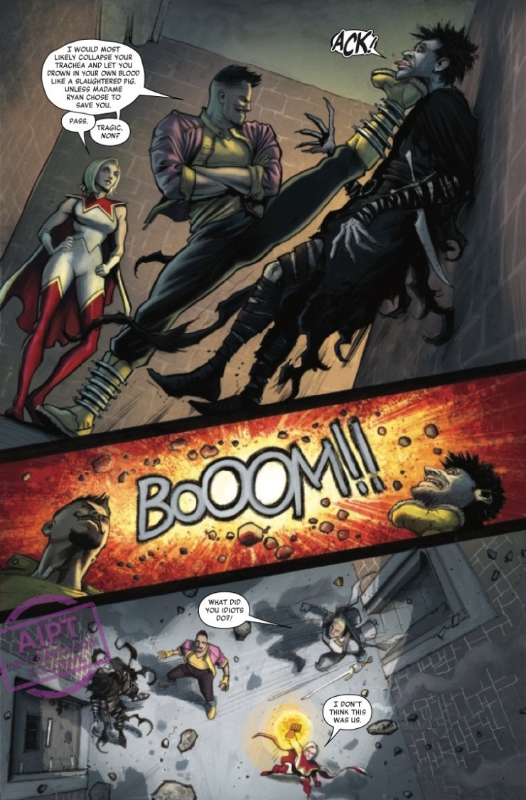 EXCLUSIVE Marvel Preview: King In Black: Thunderbolts #2