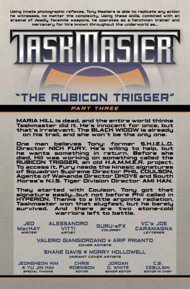 Taskmaster (2020-) #3 (of 5)