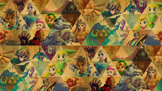 Every mainline Legend of Zelda game, ranked