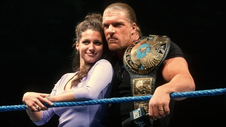Mt. Rushmores of Wrestling: power couples