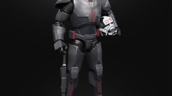 Star Wars Black Series: Bad Batch 'Wrecker' figure revealed!