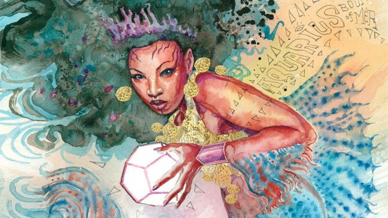 Image Comics First Look: Aquarius: The Book of Mer #1