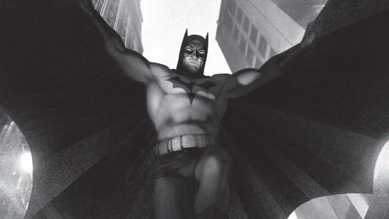 'Batman Black & White' #3 review