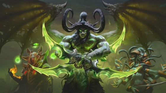'World of Warcraft: The Burning Crusade Classic' announced at BlizzConline
