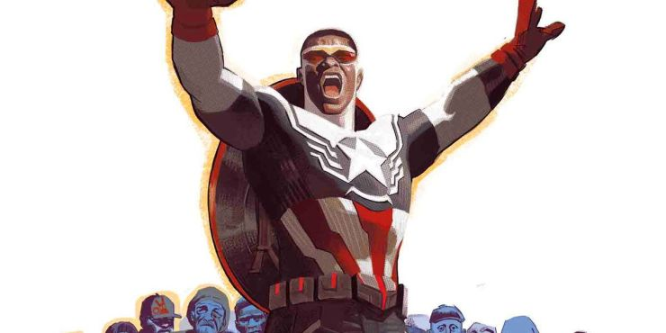 Captain America: Sam Wilson: The Complete Collection Vol. 2