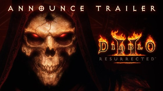 'Diablo II Resurrected' remaster coming later this year