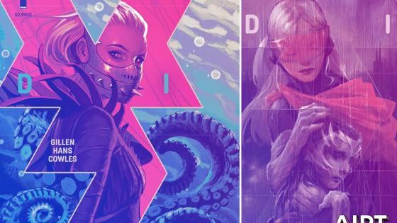 Image Comics signals Kieron Gillen & Stephanie Hans' 'Die' counting down to finale