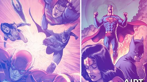 Chip Zdarsky and Miguel Mendonça take us on a 'Justice League: Last Ride'