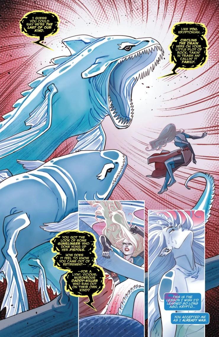 Future State (2021-) #2: Kara Zor-El, Superwoman