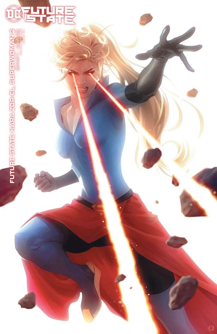 Future State: Kara Zor-El, Superwoman #2 Review - The Aspiring Kryptonian