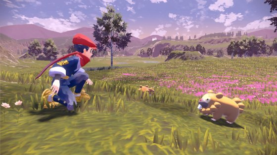 3D open-world Pokémon prequel and Diamond/Pearl remakes are coming