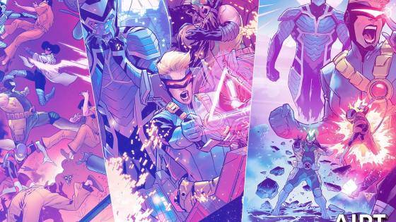 X-Men Monday Call for Questions - Children of the Atom With Vita Ayala