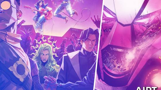 Marvel releases 'X-Men' and 'X-Factor' covers for May 2021