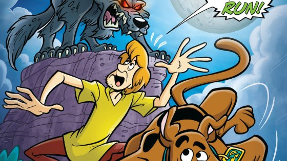 DC Preview: Scooby-Doo, Where Are You? #108