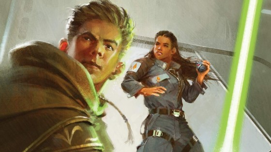 'Star Wars: The High Republic - Into the Dark' review