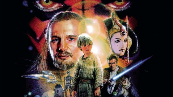 Talkin' Tauntauns Podcast episode 49: The Phantom Menace