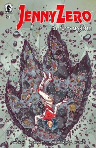 Dave Dwonch and Brockton McKinney talk addiction and overgrown beasts in 'Jenny Zero'
