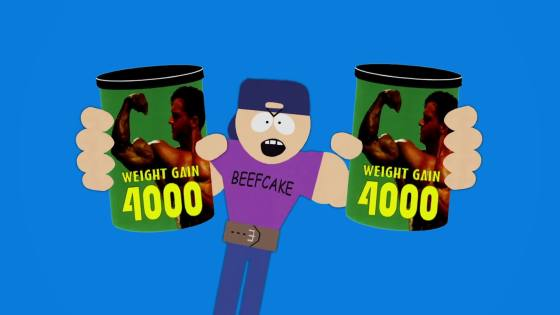 Goin' Down to South Park Guide S 1 E 2: 'Weight Gain 4000'