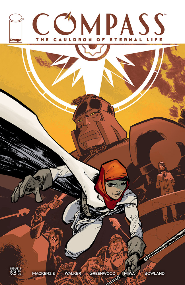 Image First Look: 'Compass' #1
