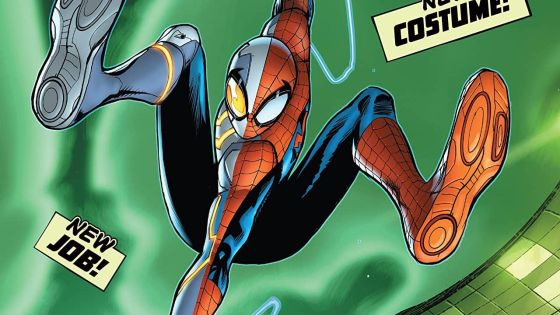 'Amazing Spider-Man' #61 delivers a new job and a new suit