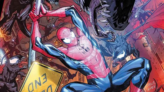'King in Black: Spider-Man' #1 nails every facet of Spider-Man