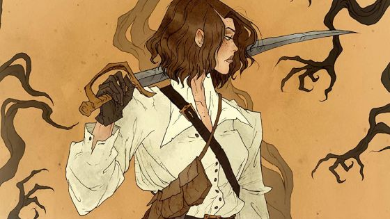'Lady Baltimore: The Witch Queens' #1 delivers on gross-out monsters