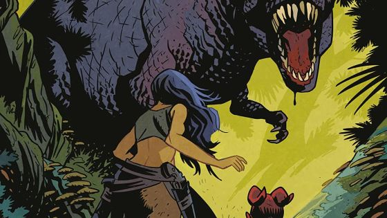Young Hellboy: The Hidden Land #2