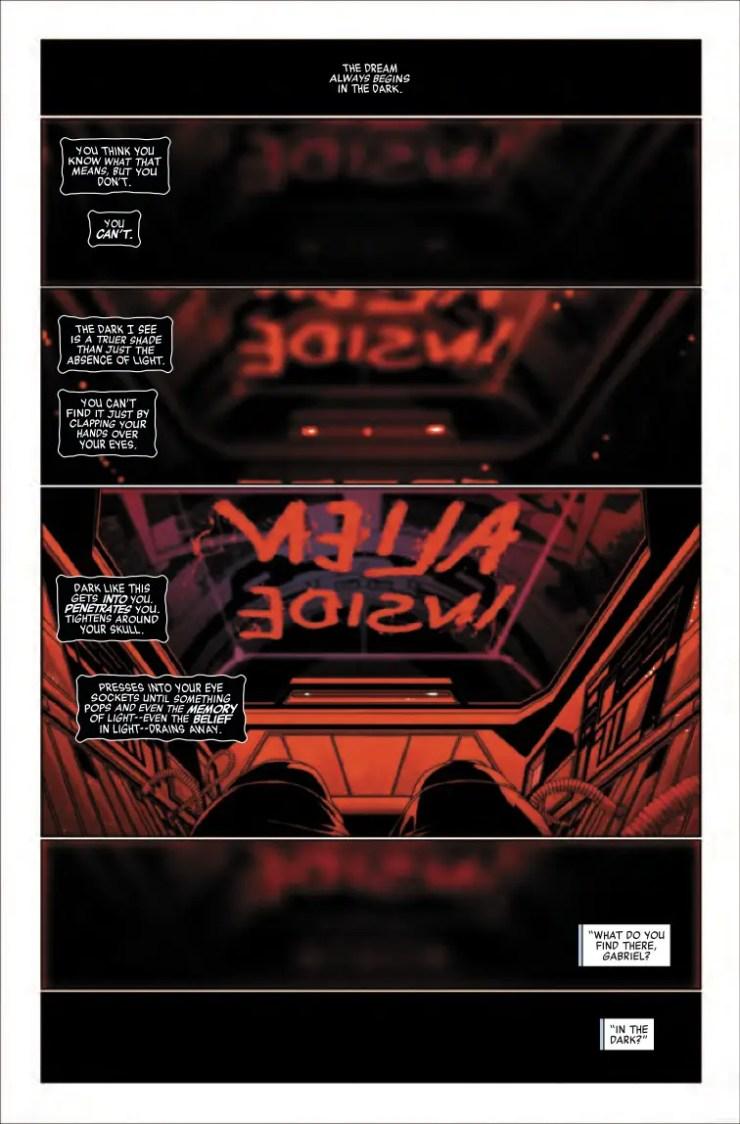 Marvel Preview: Alien #1