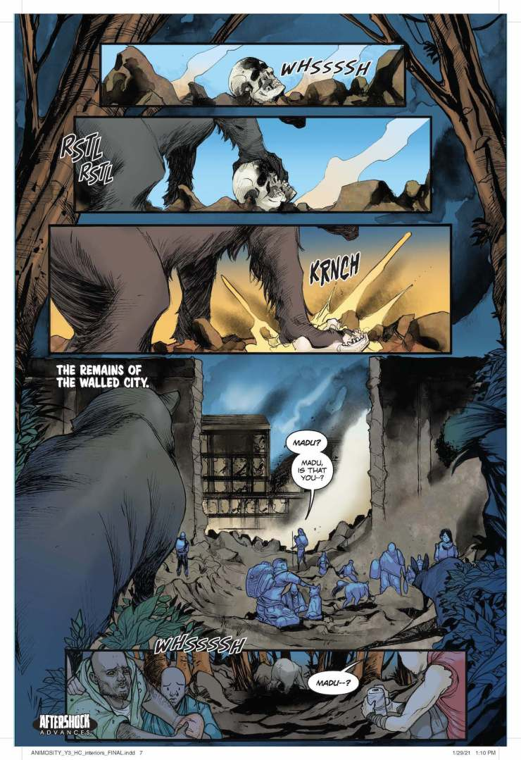 EXCLUSIVE AfterShock Preview: Animosity Year Three