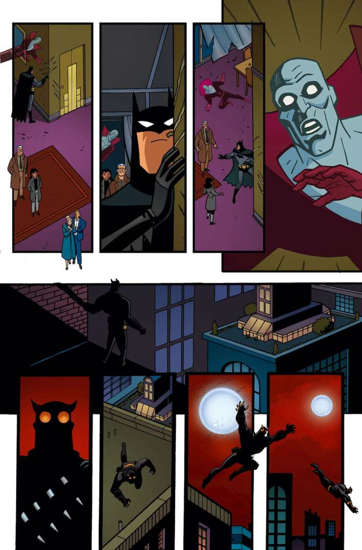 DC Comics announces 'Batman: The Adventures Continue Season II'