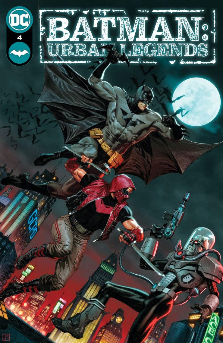 DC Comics reveals 'Batwoman' star Camrus Johnson to pen 'Batman: Urban Legends' story