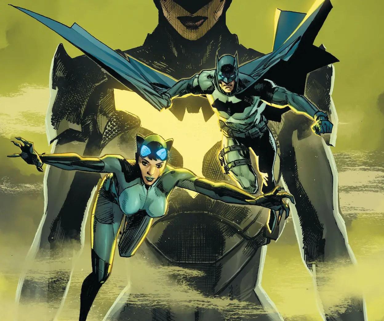 'Batman/Catwoman' #4 pushes Phantasm to center stage