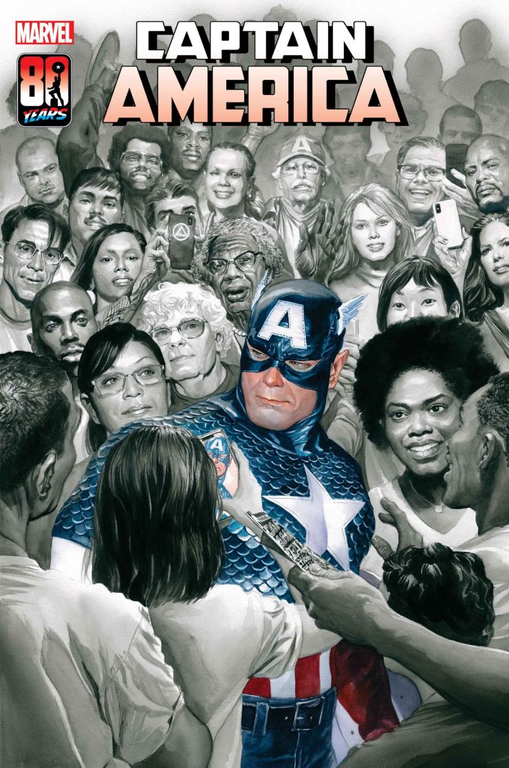 'Captain America' #30 marks Ta-Nehisi Coates' last issue
