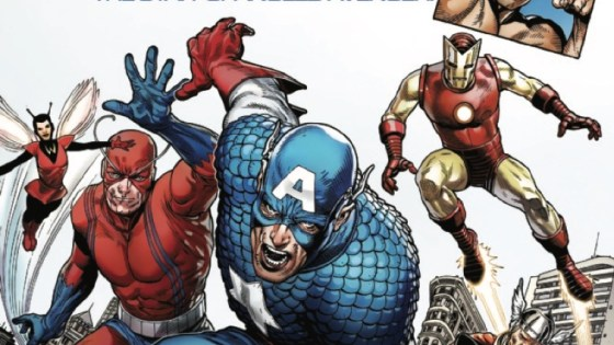 Marvel Preview: Captain America Anniversary Tribute #1
