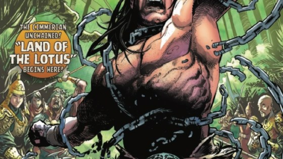 Marvel Preview: Conan the Barbarian #19