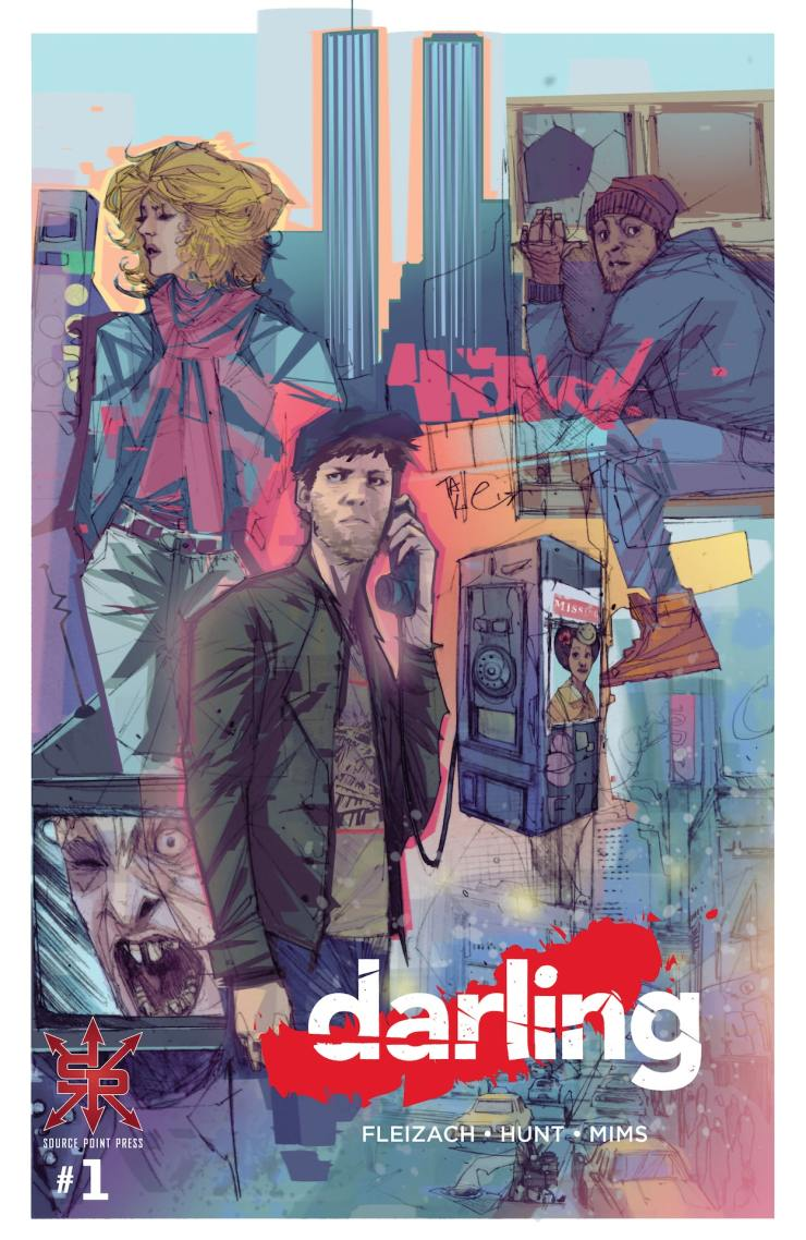 Source Point Press First Look: Darling