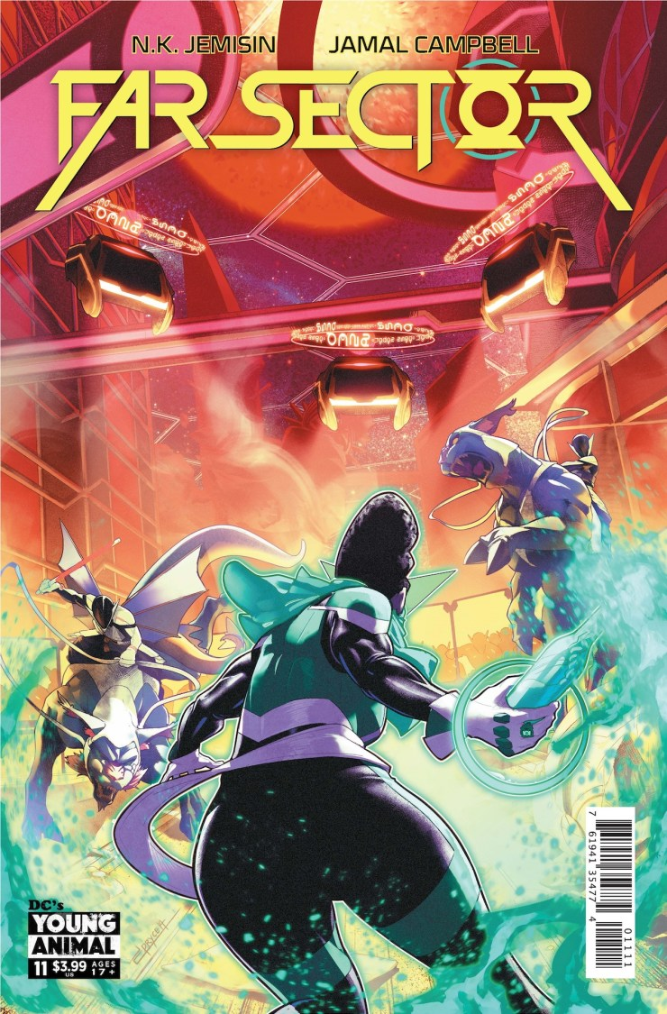 DC Preview: Far Sector #11