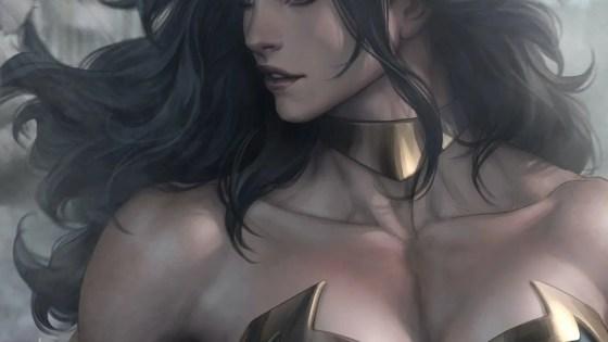 Marvel Comics asks us to power up for Artgerm Power Princess cover