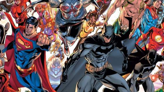 DC Comics announces 6-issue 'Infinite Frontier' summer event