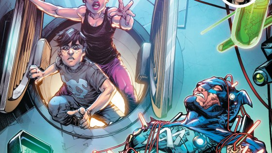 DC Preview: Inferior Five #5