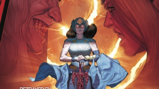 Marvel Preview: King in Black: Return of the Valkyries #4