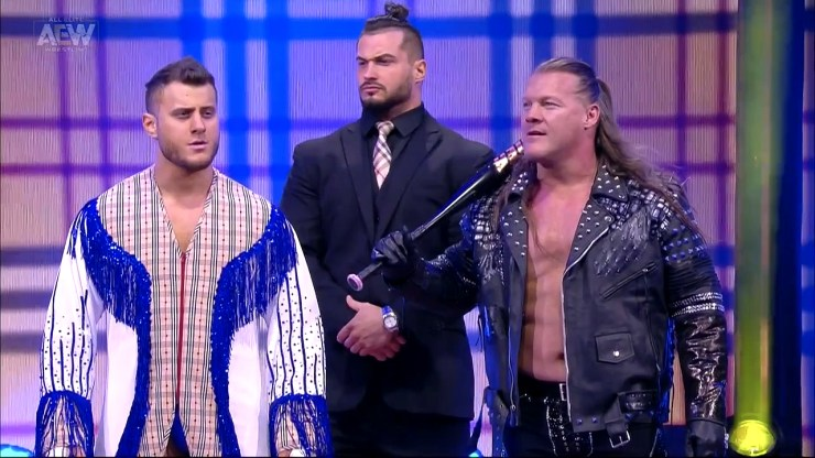 AEW Revolution was 99.9% a perfect show